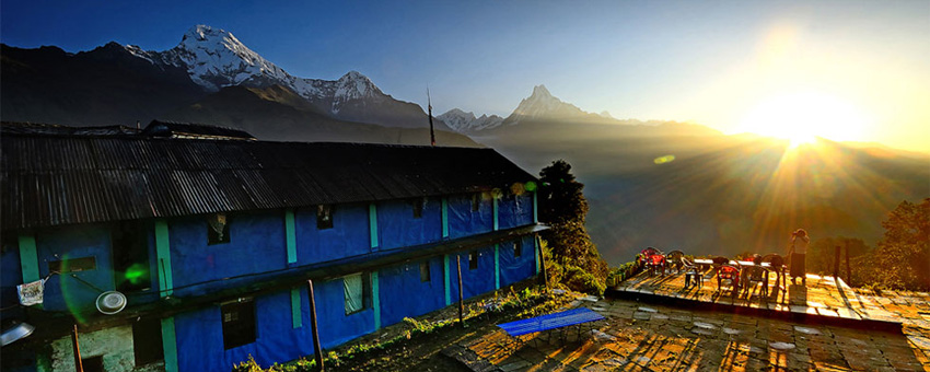 Annapurna Base Camp (13 Days)