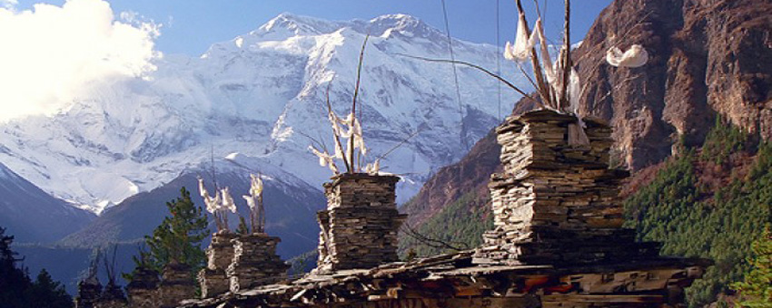 The Annapurna Circuit Trek (21 Days)